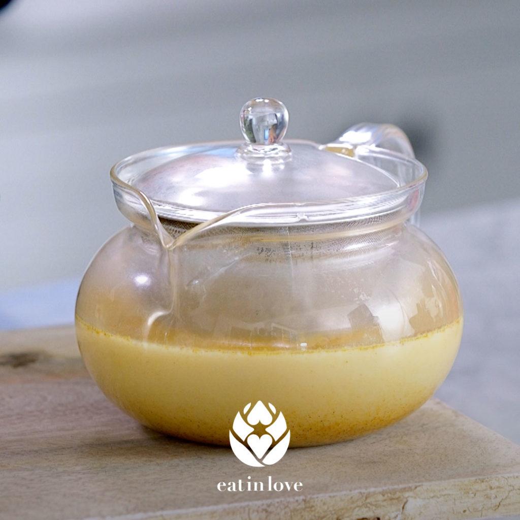 Turmeric-Pot