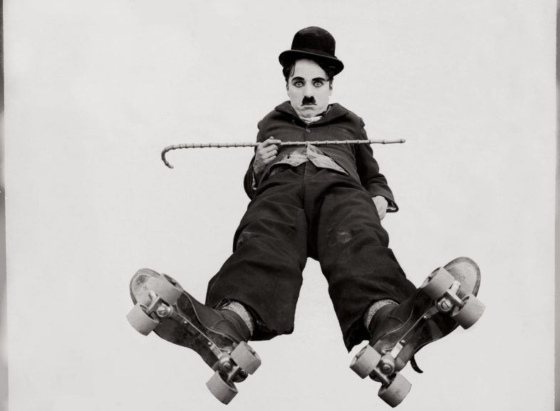 An Inspiring Message Of Self-Love From Charles Chaplin