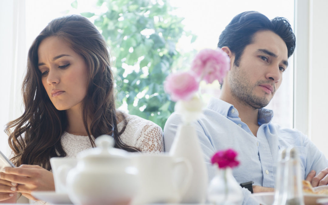 Is Phone Phubbing Damaging Your Relationship?