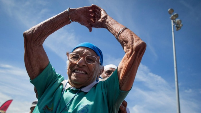 Man Kaur – The Inspiring 100 Year Old Runner Proving That Age Is Just A Number