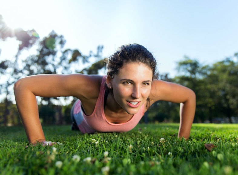 Want Long Lean Arms? Try these Top 5 Exercises
