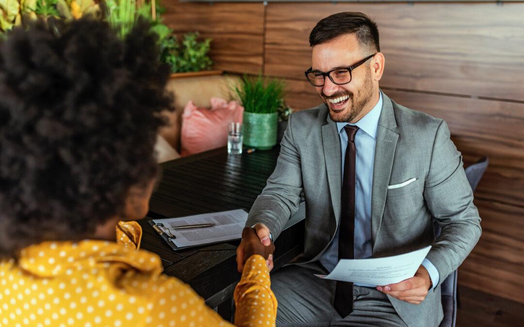 Job Interview Confidence Hacks